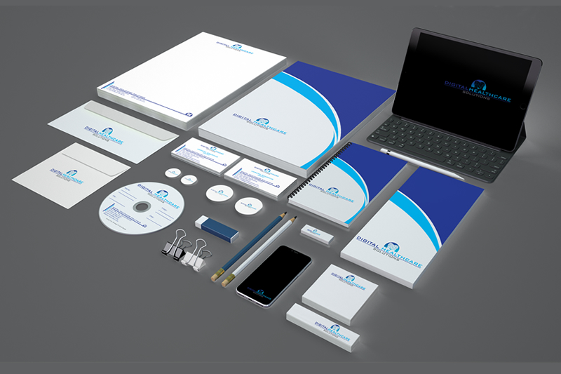 Digital Healthcare Corporate Branding
