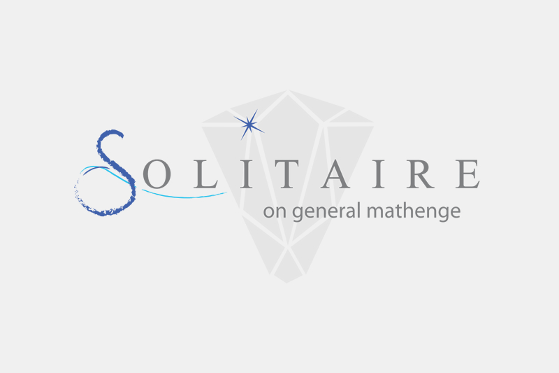Solitare logo design